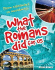 What the Romans Did for Us: Age 7-8, Below Average Readers by Alison Hawes (Paperback, 2009)