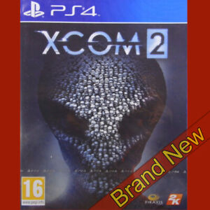XCOM-2-PlayStation-4-PS4-Spanish-Cover-Game-in-English-Brand-New-amp-Sealed