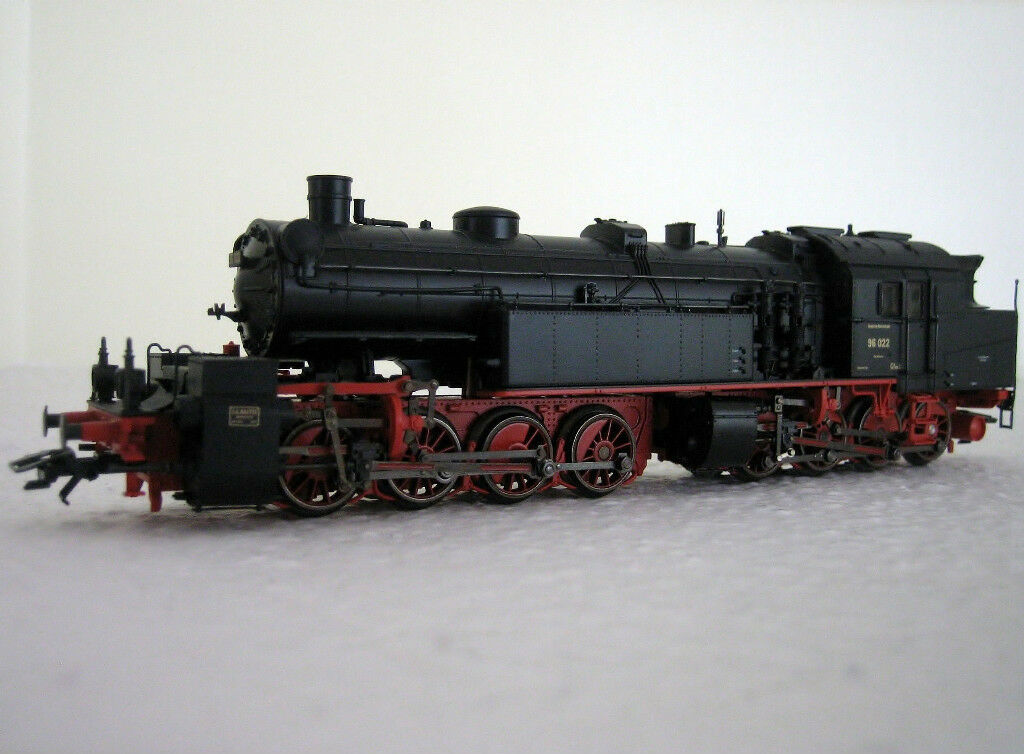 Märklin h0 37965 Steam Locomotive BR 96 Bellingrodt Digital Sound New Condition