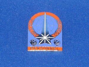Star-Trek-Starfleet-Command-Personnel-Branch-Insigna-Pin-Badge-STPIN69