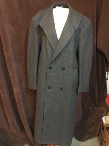 WEBSTER Privateline DOUBLE BREASTED WOOL OVER COAT
