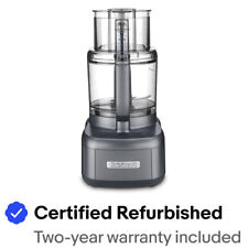 Cuisinart FP-11GM Elemental 11-Cup Food Processor Gunmetal
