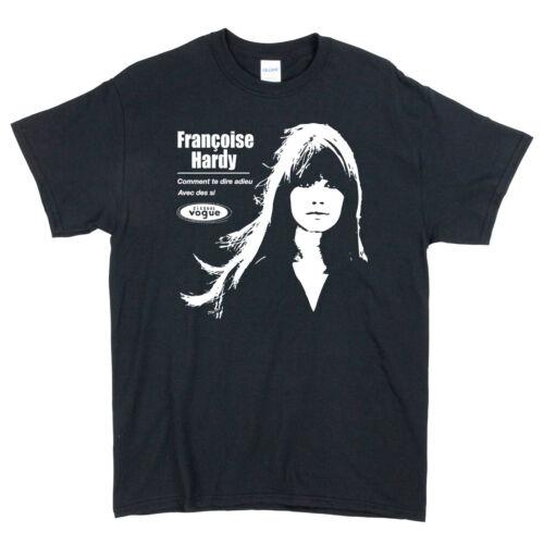 """Françoise Hardy /""""Comment te dire adieu/"""" T-Shirt"""