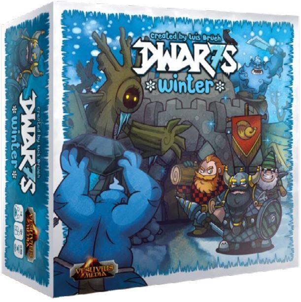 Dwar7s Invierno - Juego de Mesa de Estrategia