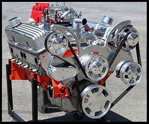 chevy turn key sbc 383 stroker stage 2 0 roller cam engine 503 hp rh ebay com