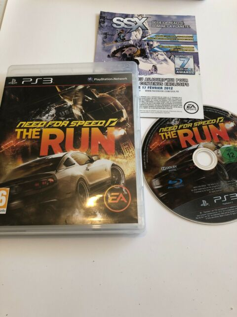 😍 jeu playstation 3 ps3 pal fr need for speed the run nfs course