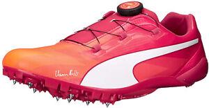 Puma-Bolt-evoSpeed-Disc-Running-Spikes-Orange