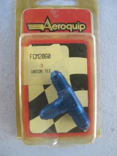 NEW Aeroquip FCM2060 Union Tee
