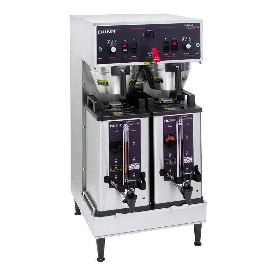 Bunn 27900.0002 Dual Satellite Coffee System