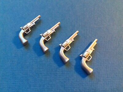 PLAYMOBIL Western 4 sabres argentés pour vos cavaleries nordistes ou sudistes