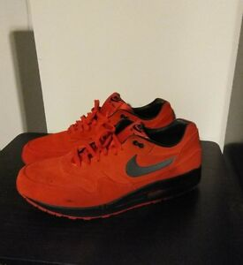 new style f2a5a 46b5b Image is loading Nike-Air-Max-1-Premium-SIZE-14-Pimento-