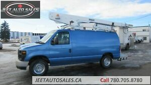 2008 Ford E-Series Van Commercial