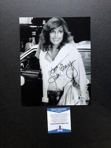 Linda Gray autographed signed 8x10 photo Beckett BAS COA ...