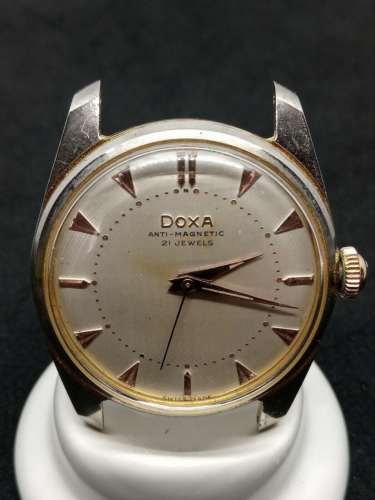 Bild 1 - DOXA CHEZARD CAL 116 circa 1950s