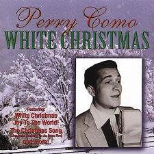 "PERRY COMO, CD ""WHITE CHRISTMAS"" NEW SEALED"