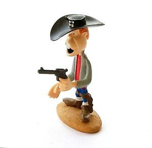 Resin Figurine Lucky Luke After Marie Leblon Atlas N°5 Billy The Kid 3 1/2in