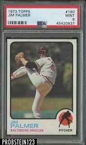 1973-Topps-160-Jim-Palmer-Orioles-HOF-PSA-9-MINT