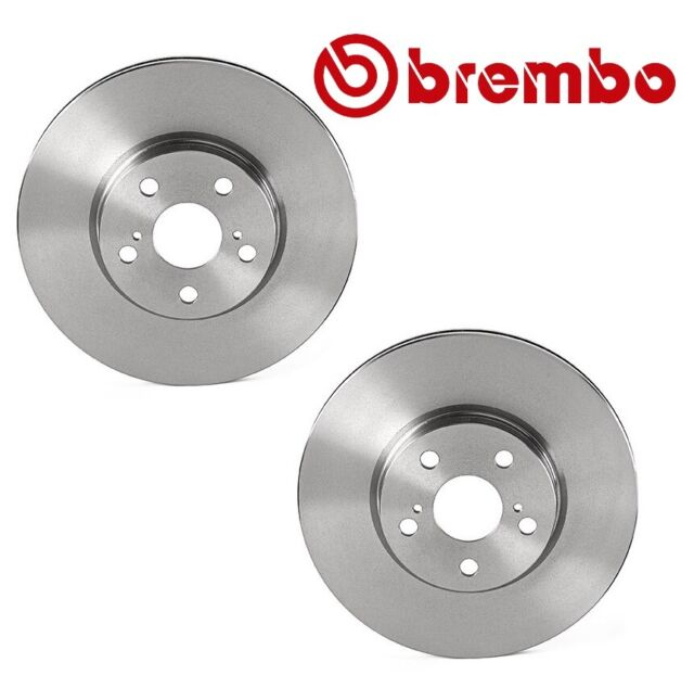 Brembo 09.A275.10 Front Brake Discs 300mm Vented Ford Focus MK2 DAW DBW DNW