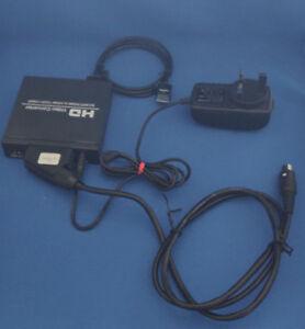 Videopac G7000 / Magnavox Odyssey RGB Convertisseur Vidéo HDMI Output & Entrée