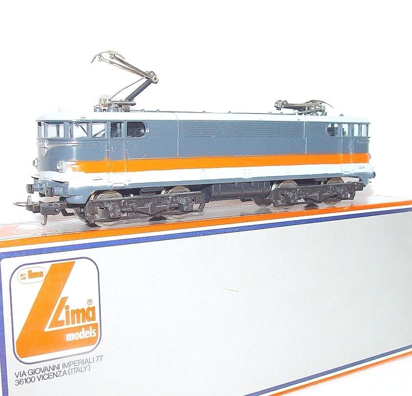 Lima HO 1 87 French SNCF BB-9210 ELECTRIC  CORAIL  LOCOMOTIVE MIB`80 TOP RARE