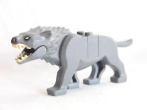 LEGO 79002 Loose Mini Fig // Minifigure The Hobbit Gray Warg
