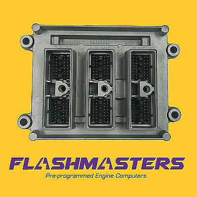 Flashmasters 2003 2004 Bravada Engine Computer 12574976Programmed to Your VIN ECM PCM