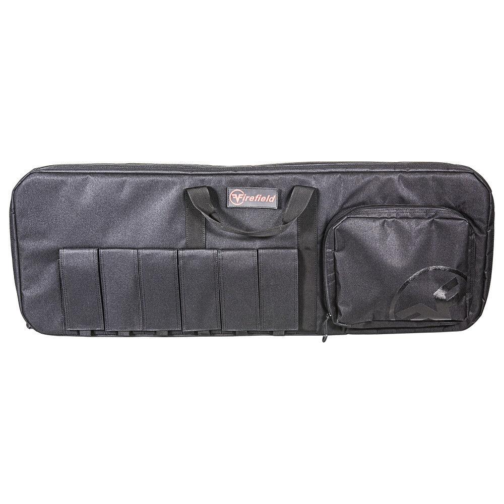 Firefield Carbon Series Single Rifle  Bag FF47001 Gun Case 6 clip pouches 36   world famous sale online