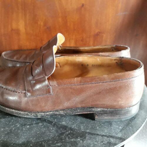 Weston Us État chaussures Fr 42 shoes 8 mocassins Jm CognacBon D cFJ1TK5u3l