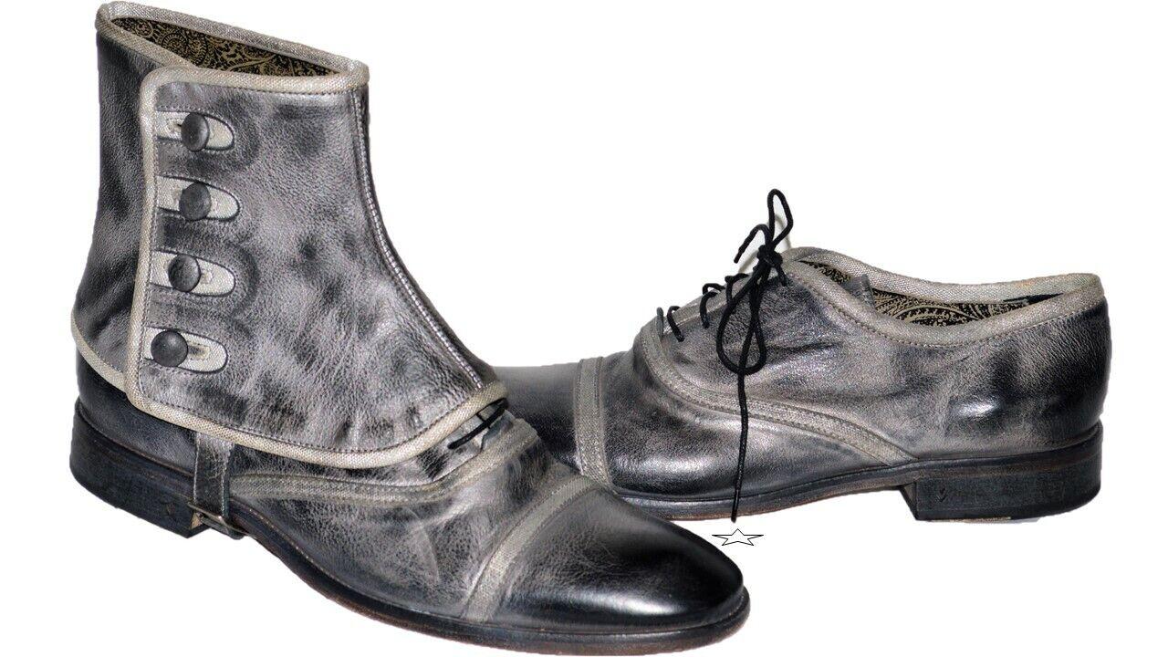 Schuhe feste Slipper Damen Halbschuh Arche Gr. 6feddab grün