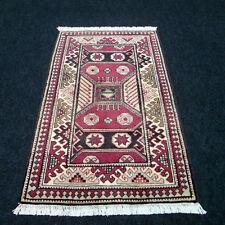 Orient Teppich Kazak 129 x 78 cm Kaukasus Alt Kasak Old Carpet Rug Tappeto Tapis