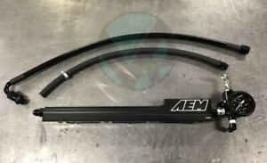B-Series-Fuel-System-AEM-Rail-Skunk2-grams-and-SARD-Style-Regulator-Honda-Acura