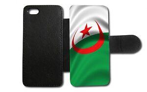 iPhone-Argelia-Bandera-Funda-Flip-Cubierta-De-La-Caja-De-Sobres