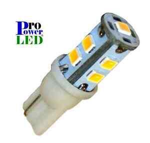 Emergency Exit Lights LED Wedge Base Replaces 908, 909, 927, 939 Bulb 6V DC