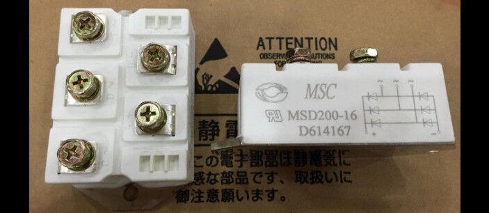 FST FST FST nuevo MSC módulo MSD200-16 Envío Gratuito 09b983