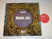 EUGEN CICERO: ROKOKO JAZZ LP MPS 2120604-1 GERMANY NM