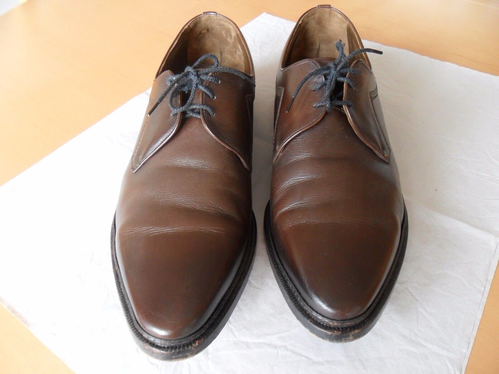 Herrenschuhe, Schuhe, Roland Gr. 44, braun, Marke Roland Schuhe, 029cd9