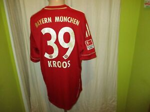 FC-Bayern-Muenchen-Adidas-Heim-Trikot-2011-12-034-T-034-Nr-29-Kroos-Gr-XL