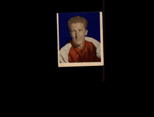 1948 Bowman 4 Fred Lewis RC POOR #D816807