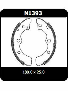 Protex-Brake-Shoes-FOR-HONDA-ACTY-TN-N1393