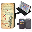 ALICE-IN-WONDERLAND-Mad-Hatter-Wallet-Flip-Phone-Case-iPhone-4-5-6-7-8-Plus-X thumbnail 7
