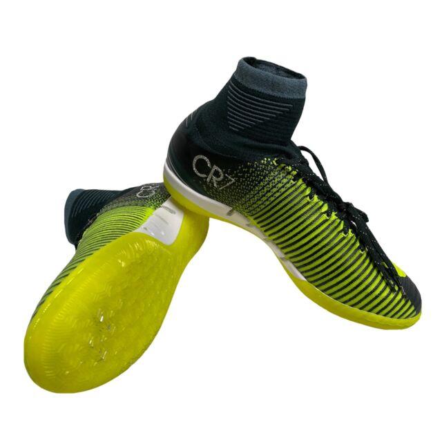 esqueleto servidor componente  Nike MercurialX Proximo II Cr7 IC Indoor Court Soccer Shoes-grey 9.5 for  sale online | eBay