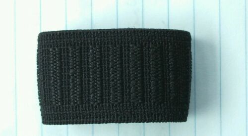 """inch wide memorial Black Mourning Badge Band Police Fire EMS 3//4/"""" 0.75/"""""""