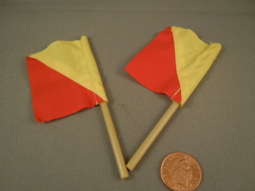 ACTION MAN 40th Navy Attack Semaphore Flags.