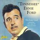 This Lusty Land (Including the Tales of Davy Crockett) by Tennessee Ernie Ford (CD, May-2006, Jasmine Records)