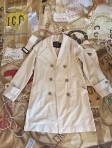 Vivienne Double Westwood Classic Anglomania Raincoat 42 Breasted New Size RqdOwpTIRx