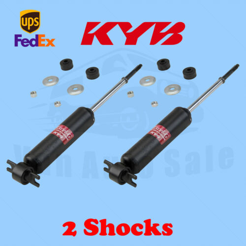 KYB Front Shocks GR-2 EXCEL-G for PONTIAC LeMans 1968-72 Kit 2