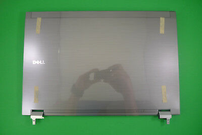 6PF94 NTY6V New Dell Latitude E6510 Lcd Back Cover lid /& Hinges