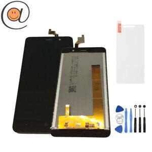 LCD-Ecran-tactile-assembles-Wiko-Lenny-4-Noir-Outils-Protection