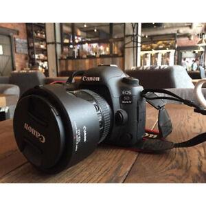 Canon EOS 5D Mark IV 24-70mm f4 L IS USM kit (Multi)