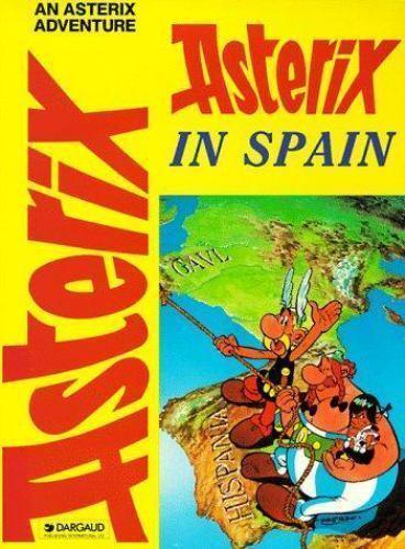 Asterix in Spain (Adventures of Asterix), , Goscinny, Rene, Very Good, 1994-06-0